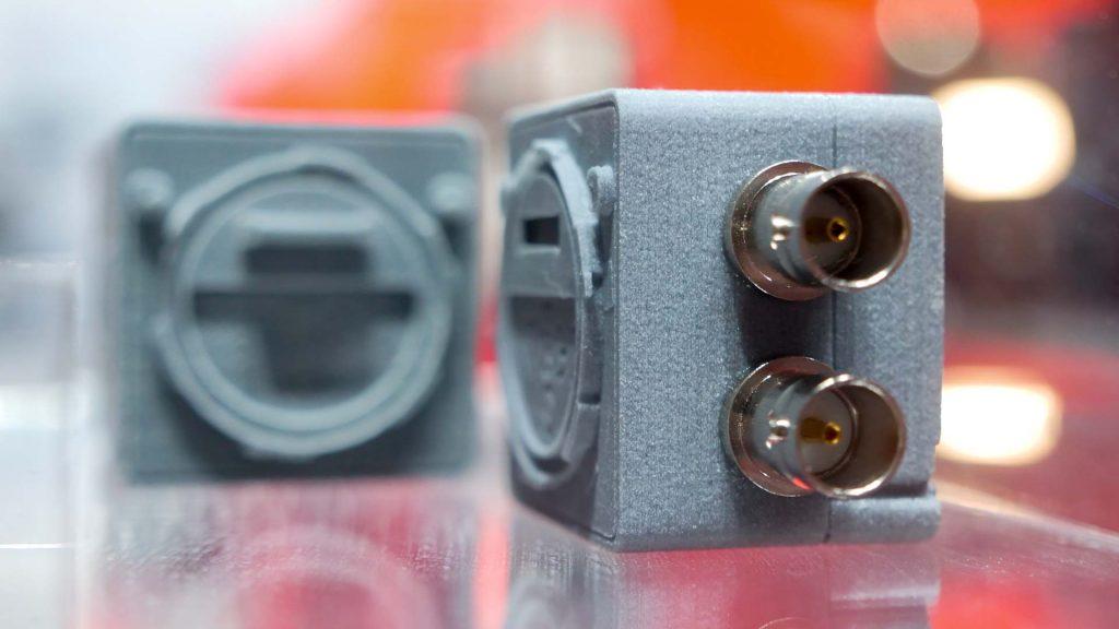 Canon modular camera SDI
