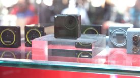 Canon multipurpose module camera MM100 WS concept camera NewsShooter at IBC 2017