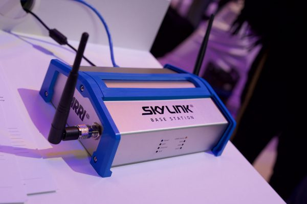 Arri Skylink wireless DMX control