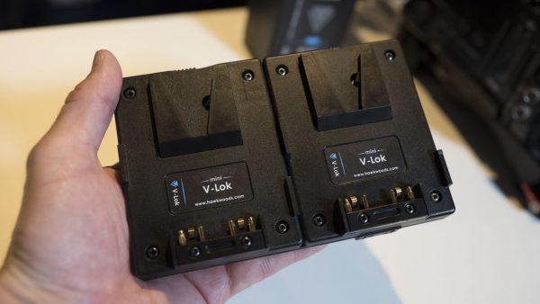 Hawk Wood's Mini-V V-Lock