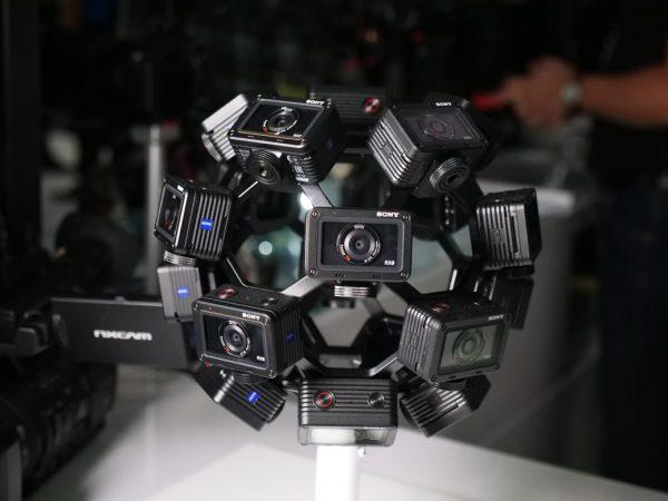 Sony RX0 VR rig