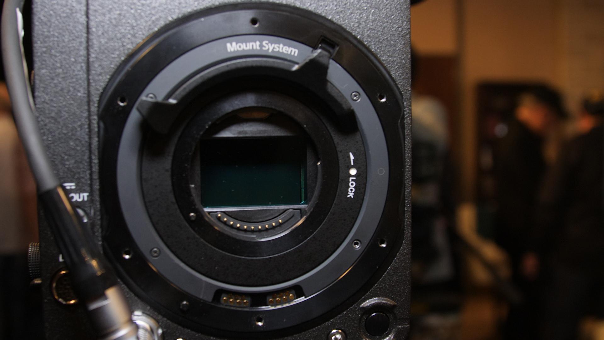 Sony VENICE mount