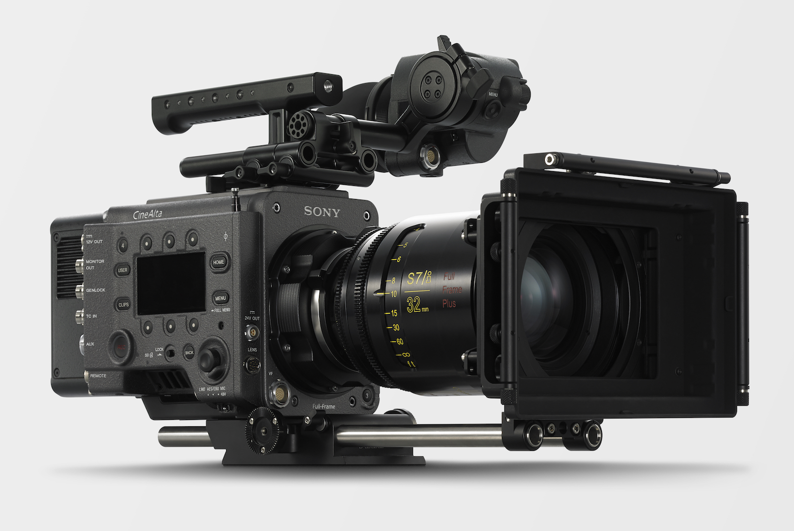 Sony unveils VENICE - 36x24mm full-frame digital motion picture