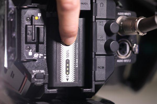 EVA1 battery