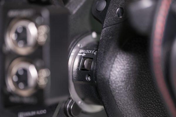 Panasonic EVA1