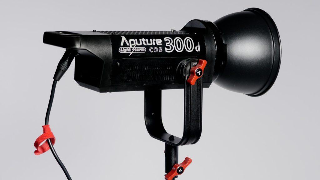 Aputure 300D fixture