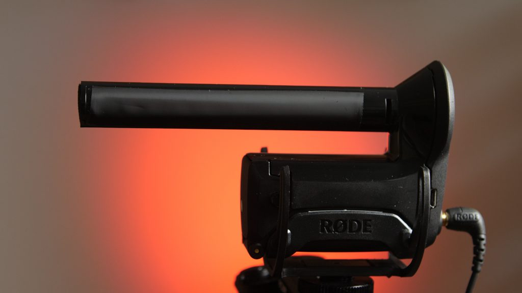 Rode VideoMic Pro+ Capsule