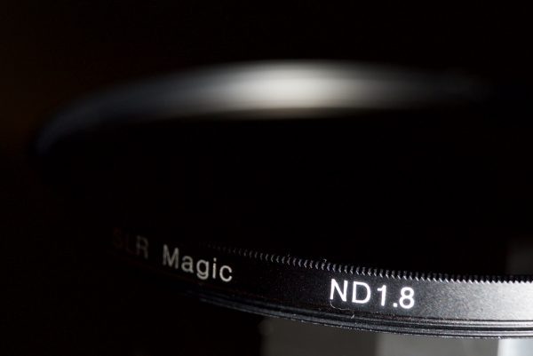 SLR Magic ND filter