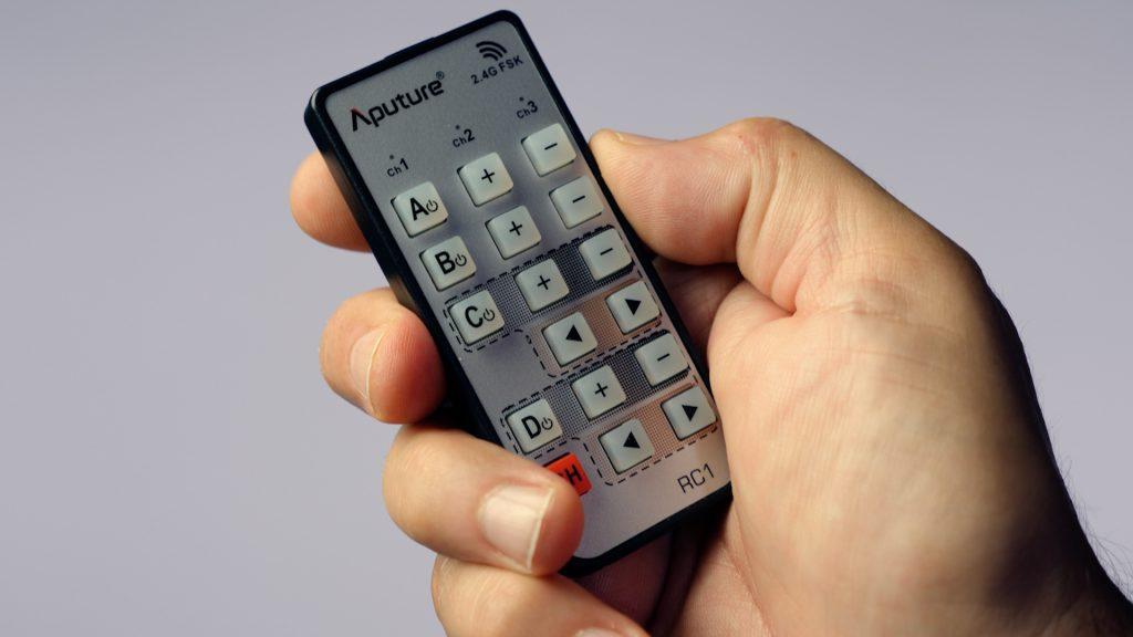 LS C300d Remote