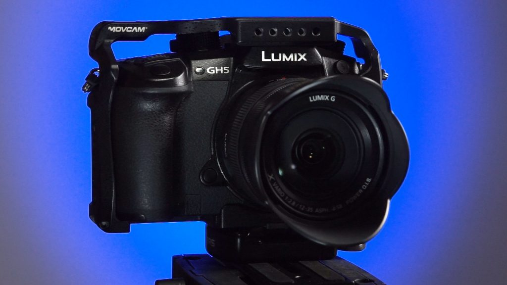 Movcam GH5 cage Only