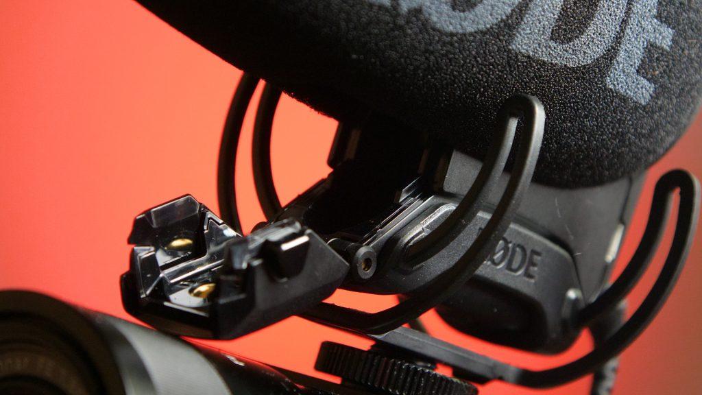 Rode VideoMic Pro+ Battery door