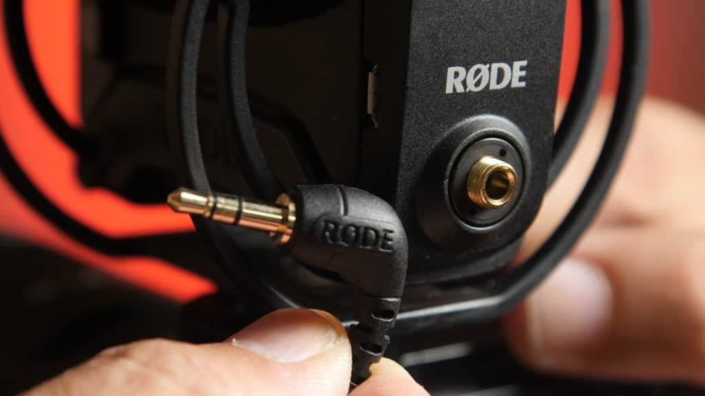 Rode VideoMic Pro+ cable
