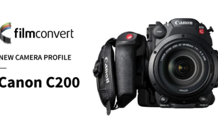 FilmConvert Canon C200 Camera Profiles - Newsshooter