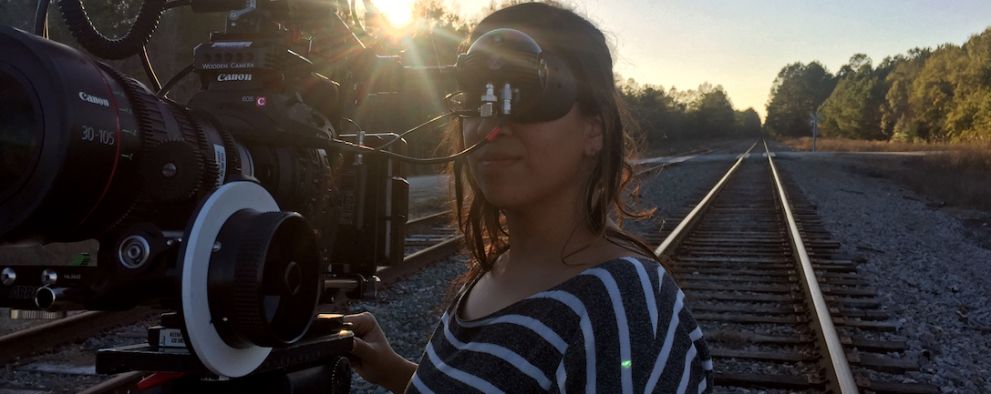 Meena Singh shoots Netflix's true crime docu series