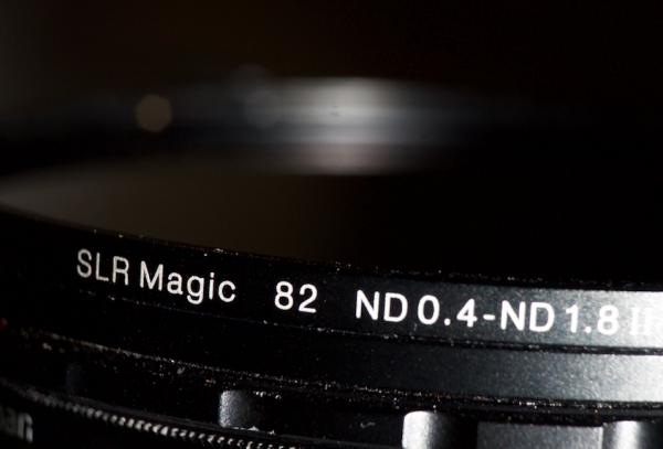 SLR Magic Variable ND