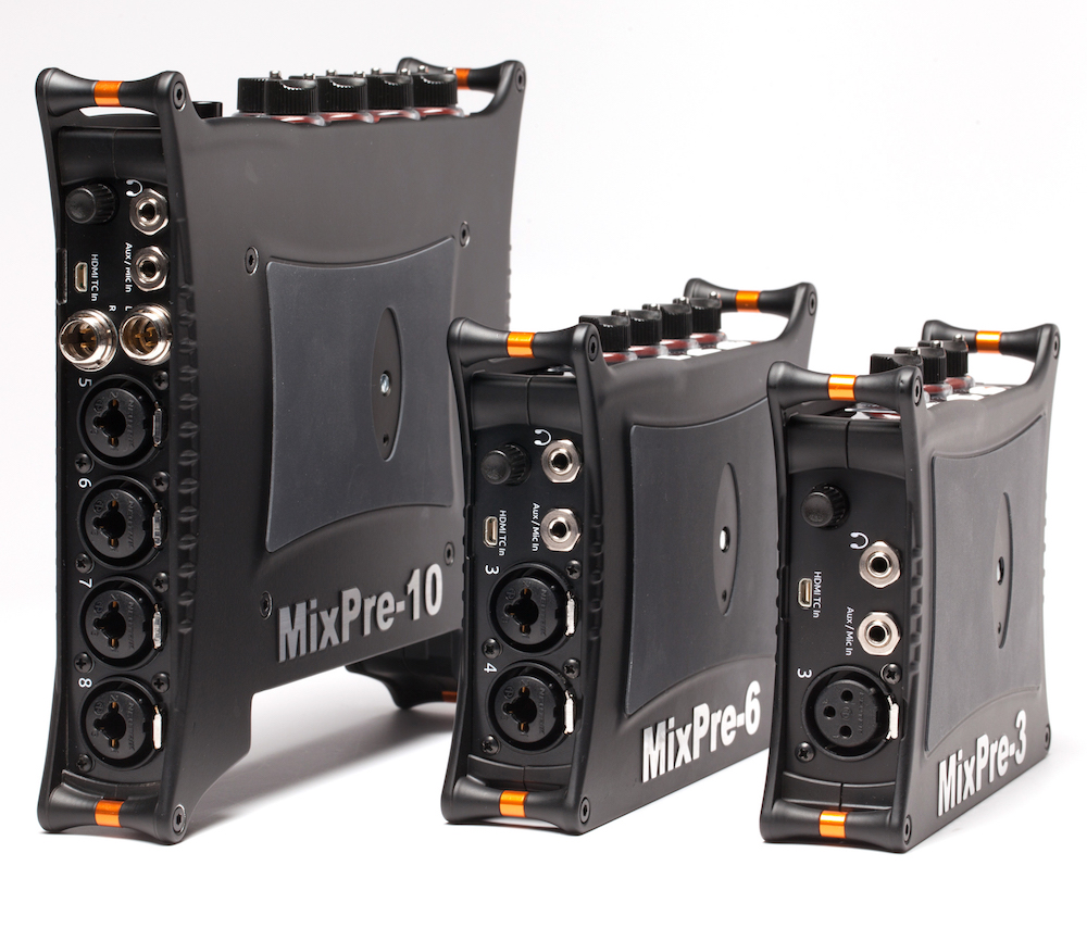 Sound Devices MixPreSeries-staggered-standing