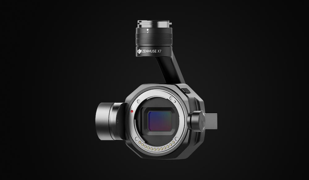 Zenmuse X7 Camera1