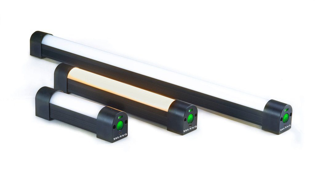 Quasar Scince Lion Lithium Ion Battery lamps
