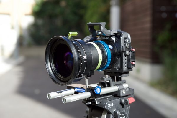MTF LensApaptor Pl to Micro 4/3 Adaptor