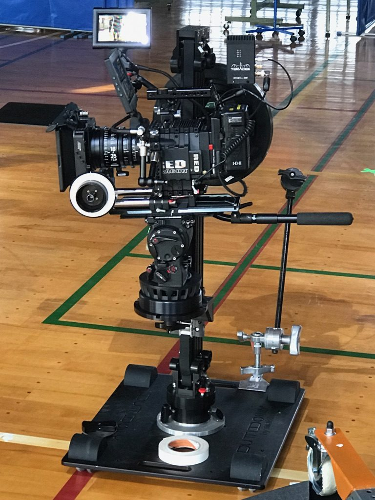Dutti Dolly with RED camera package