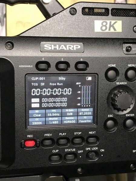 Sharp 8C-B60A