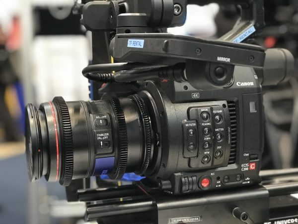 Technical Farm Canon EF cine modified lenses