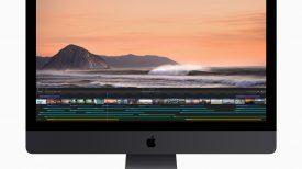 Final Cut Pro X iMac HDR support 20171214
