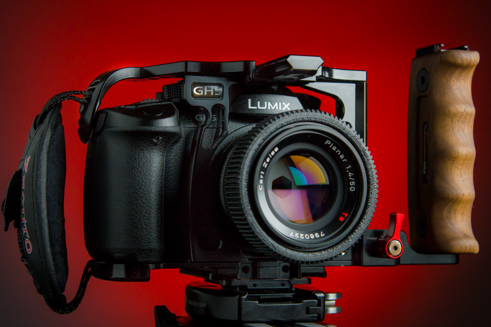 Zacuto Gh5 No Cage Quot Cage Hands On Review Newsshooter