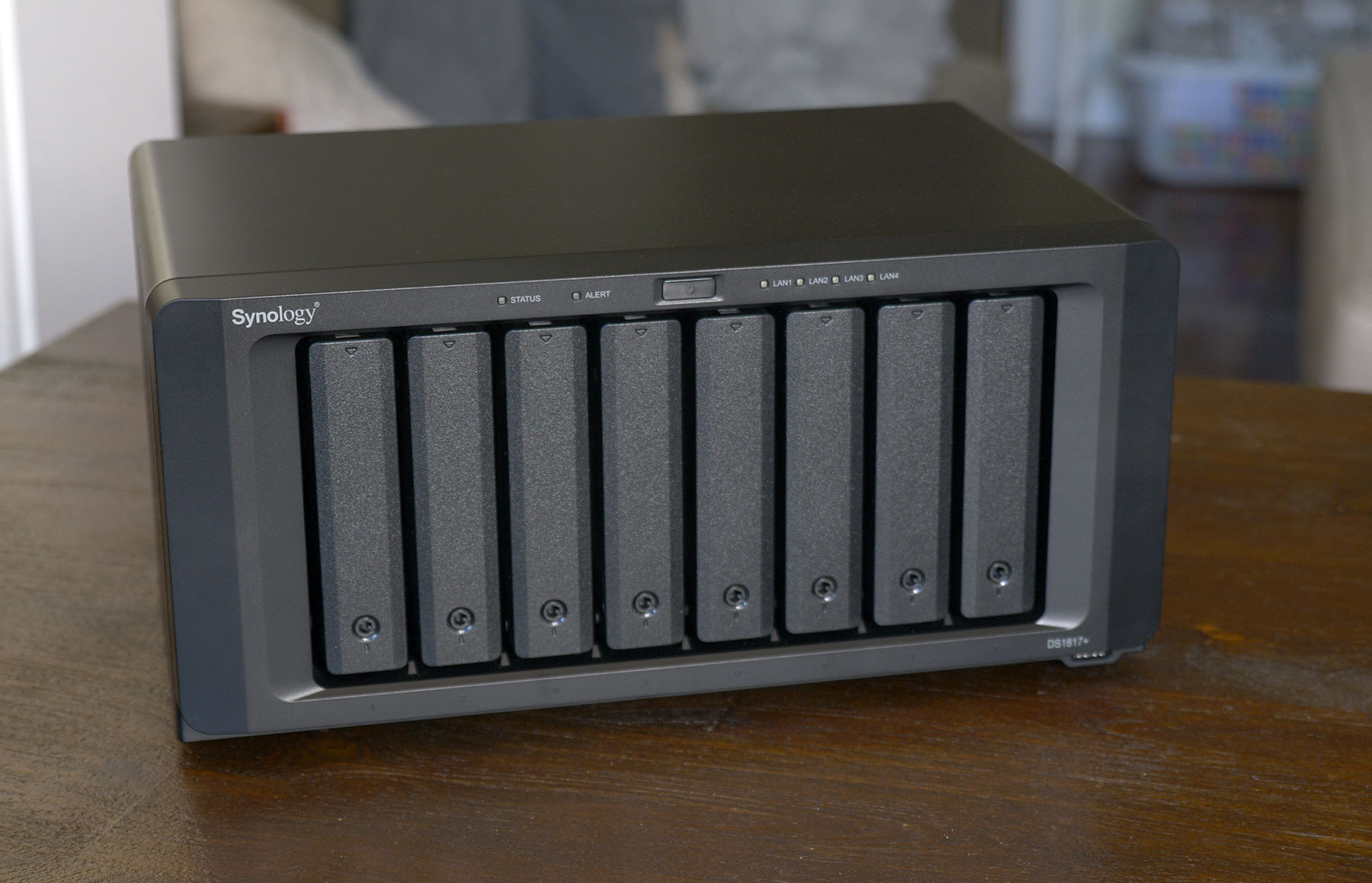 Synology DS1817+ Review - Newsshooter
