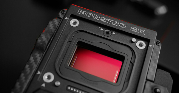 RED MONSTRO 8K VV