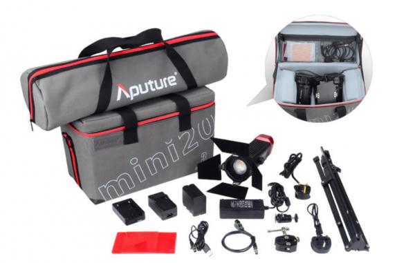 Aputure LS-mini20 flight kit