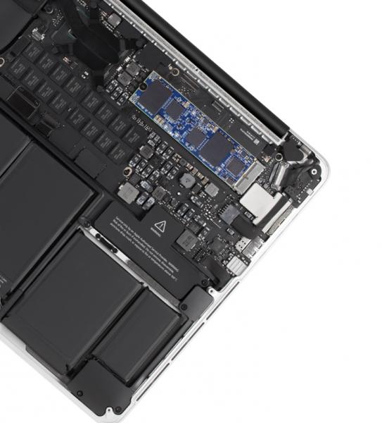 OWC 2.0TB Aura Pro X SSD Flash