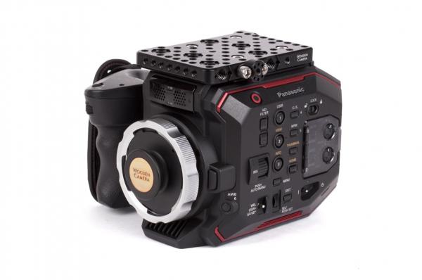Wooden Camera PL Mount Modification Kit for the Panasonic EVA1 now