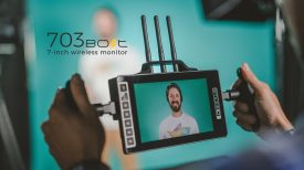 703 Bolt Wireless Monitor SmallHD Teradek
