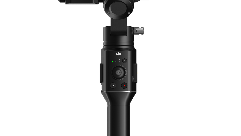 DJI Ronin-S 2 Push Mode