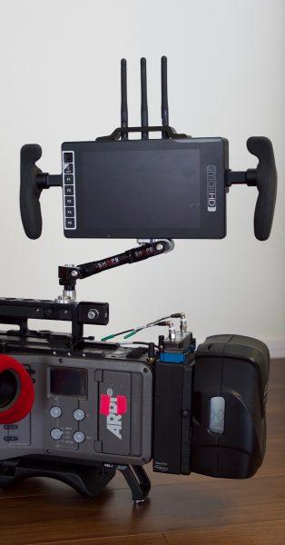 SHAPE Push Button Magic Arms for ARRI cameras