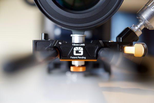 Morrissey 15mm LWS Lens Support