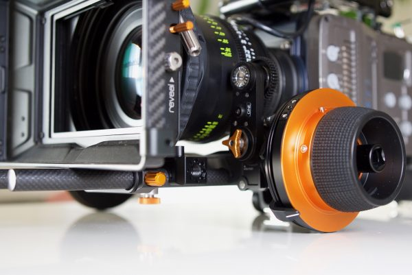 Bright Tangerine Morrissey 15mm LWS Lens Support review