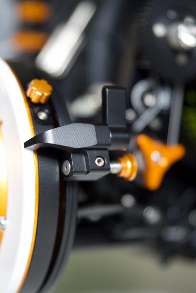 Bright Tangerine Revolvr and Revolvr Atom follow focus review