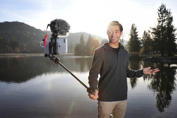 JOBY GripTight PRO TelePod & GorillaPod Mobile Rig