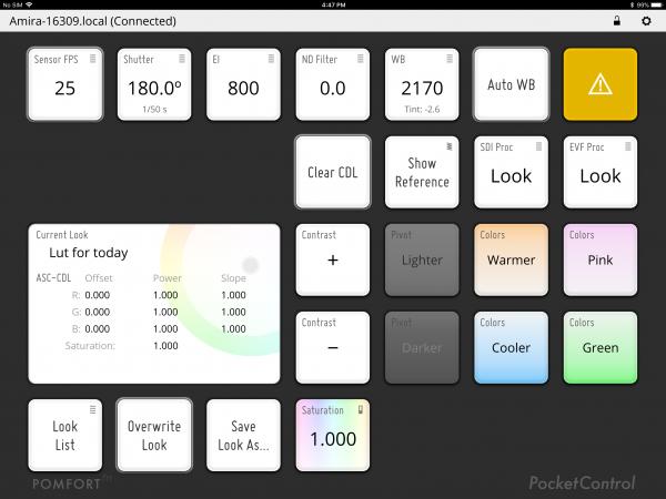 Pomfort PocketControl for Arri Cameras review