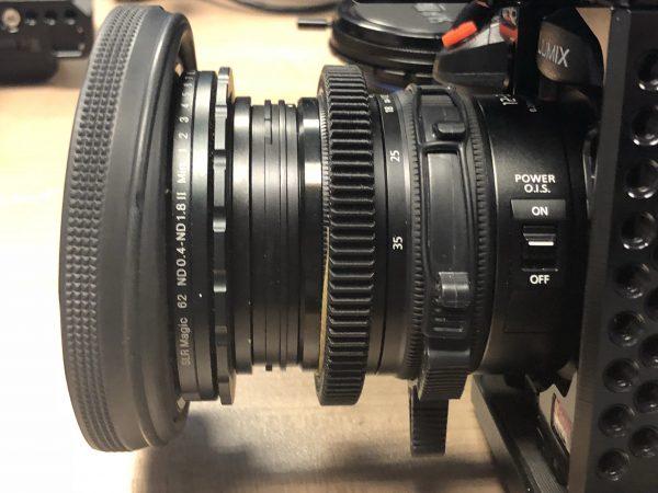 Sky News Washington cameraman Duncan Sharp on shooting with the GH5