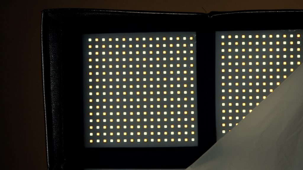 LC-160 litecloth LEDs