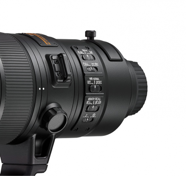 Nikon's new 180-400mm f/4 lens gets a built-in 1.4x teleconverter