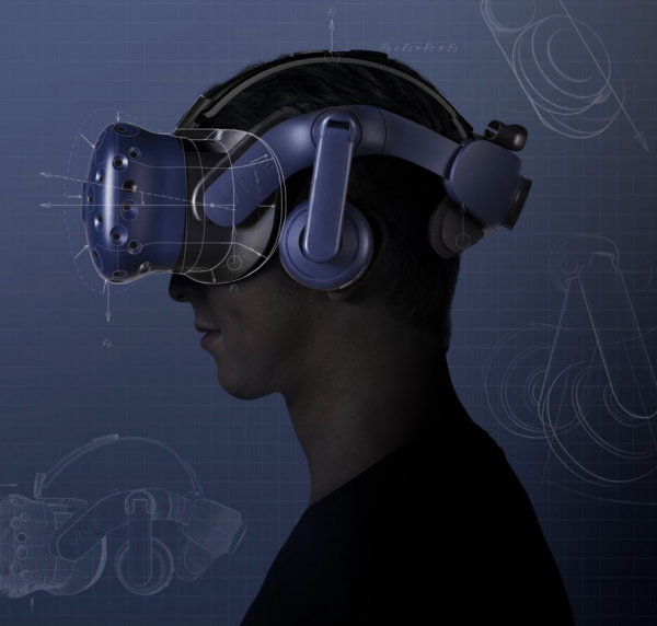 CES 2018 – VIVE PRO: the most immersive VR headset yet