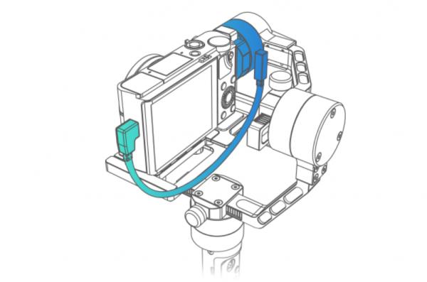 Zhiyun-Tech Crane Plus –  3-Axis Gimbal with Object Tracking