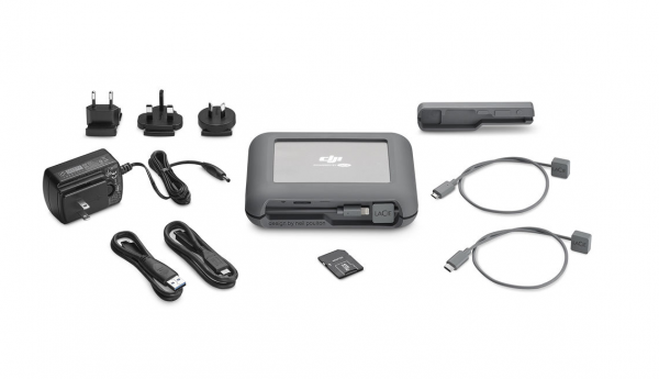 Back up like a Boss – Meet LaCie's 2TB DJI Copilot BOSS USB 3.1 Type-C External Hard Drive