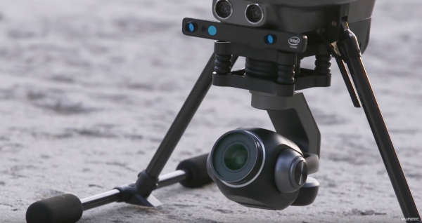 """Yuneec Typhoon H Plus with 20MP 1"""" sensor and UHD 60P recording"""