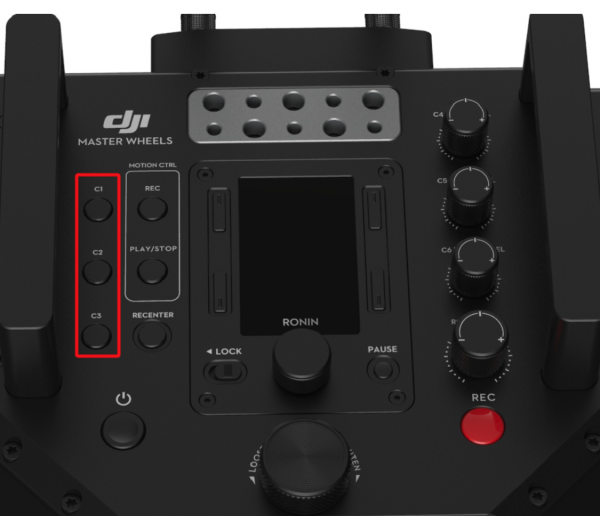 DJI Master Wheels – cinematic control for the Ronin 2 and Inspire 2