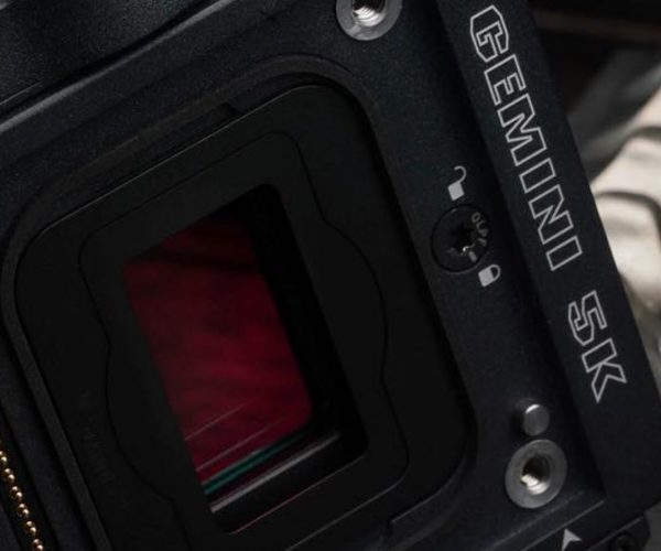 RED Gemini – custom S35 low light sensor for outer space